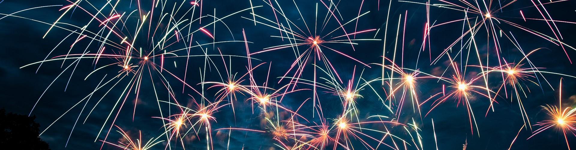 Blaze Fireworks